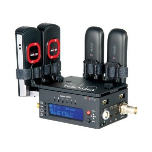 Teradek Bond II HD SDI bonding 6 modems support, inclusief MPEG-TS